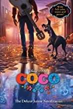 Coco: The Deluxe Junior Novelization (Disney/Pixar Coco)