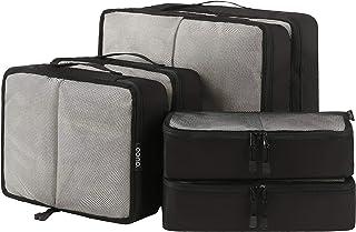 Eono by Amazon - Organizadores de Viaje Cubos de Embalaje Organizadores para Maletas Travel Packing Cubes Equipaje de Viaj...