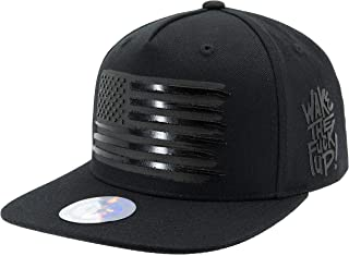 new era american flag hat
