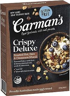 CARMAN'S (カーマンズ) デラックス グルテンフリー ミューズリー400g 1個