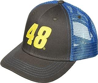 NASCAR Teen-Boys Youth Sideline Mesh Cap