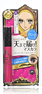 Kiss Me Heroine Make Long and Curl Mascara N 01.Black 6g