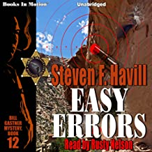 Easy Errors: Bill Gastner Series, Book 12