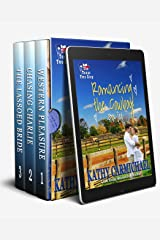 Romancing the Cowboy Box Set: The Texas Two-Step series Kindle Edition