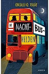 Die Nachtbushelden (German Edition) Kindle Edition