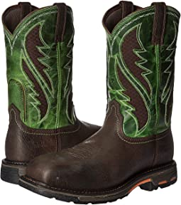 Bruin Brown/Grass Green