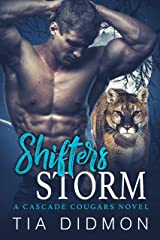 Shifters Storm: Steamy Shifter Romance (Cascade Cougar Series Book 8) Kindle Edition