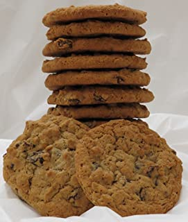 Oatmeal Raisin Cookies - 1 Dozen - Homemade by the Amish