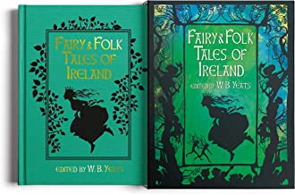 Fairy & Folk Tales of Ireland: Slip-cased Edition (Arcturus Slipcased Classics)