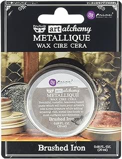 Prima Marketing Art Alchemy-Metallique Wax-Brushed Iron