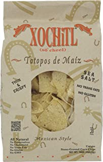 Xochitl Corn Tortilla Chips, Salted, 16 oz