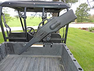 polaris ranger roof gun rack
