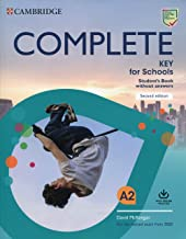 Permalink to Complete key for schools. For the revised exam from 2020. Student's book without answers. Per le Scuole superiori. Con espansione online PDF