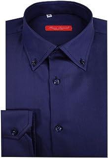 Camicia uomo slim button down