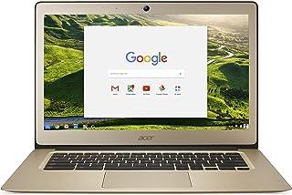 Acer Chromebook 14 ألومنيوم 14 بوصة Full HD Intel Celeron N3160 4GB Lpddr3 32GB Chrome Cb3 431 C5Fm 14-14.99 inches CB3-43...
