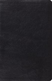 ESV Classic Reference Bible (Calfskin, Black)
