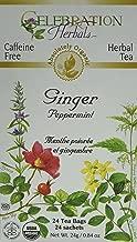 Best ginger peppermint tea Reviews