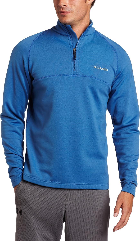 Omaha Mall Columbia Men's Peak Bound Half Sleeve Shirt Long Max 84% OFF Zip