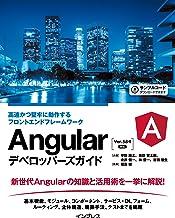 表紙: Angularデベロッパーズガイド 高速かつ堅牢に動作するフロントエンドフレームワーク | 奥野 賢太郎