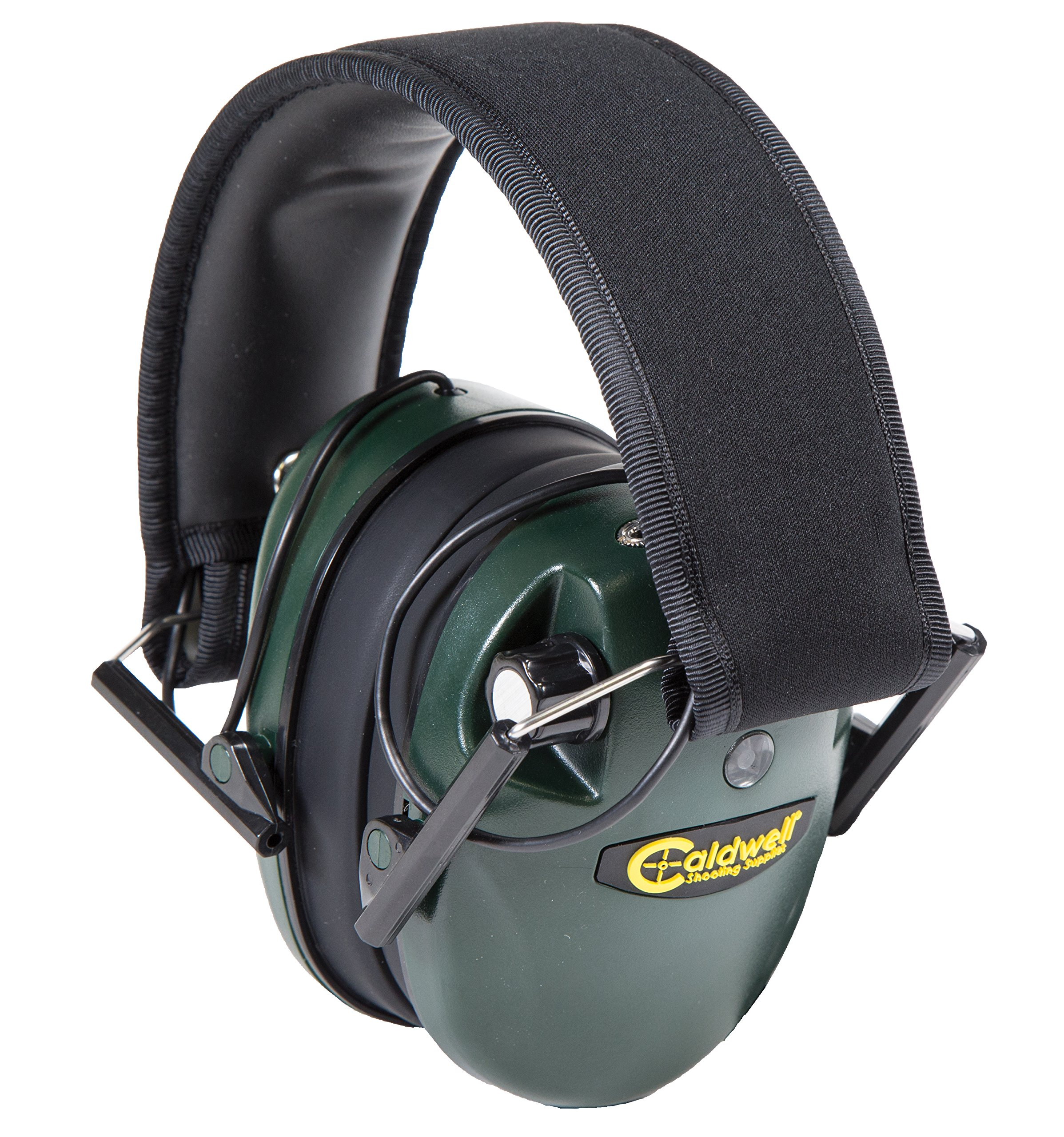 Caldwell Electronic Protection Amplification Adjustable