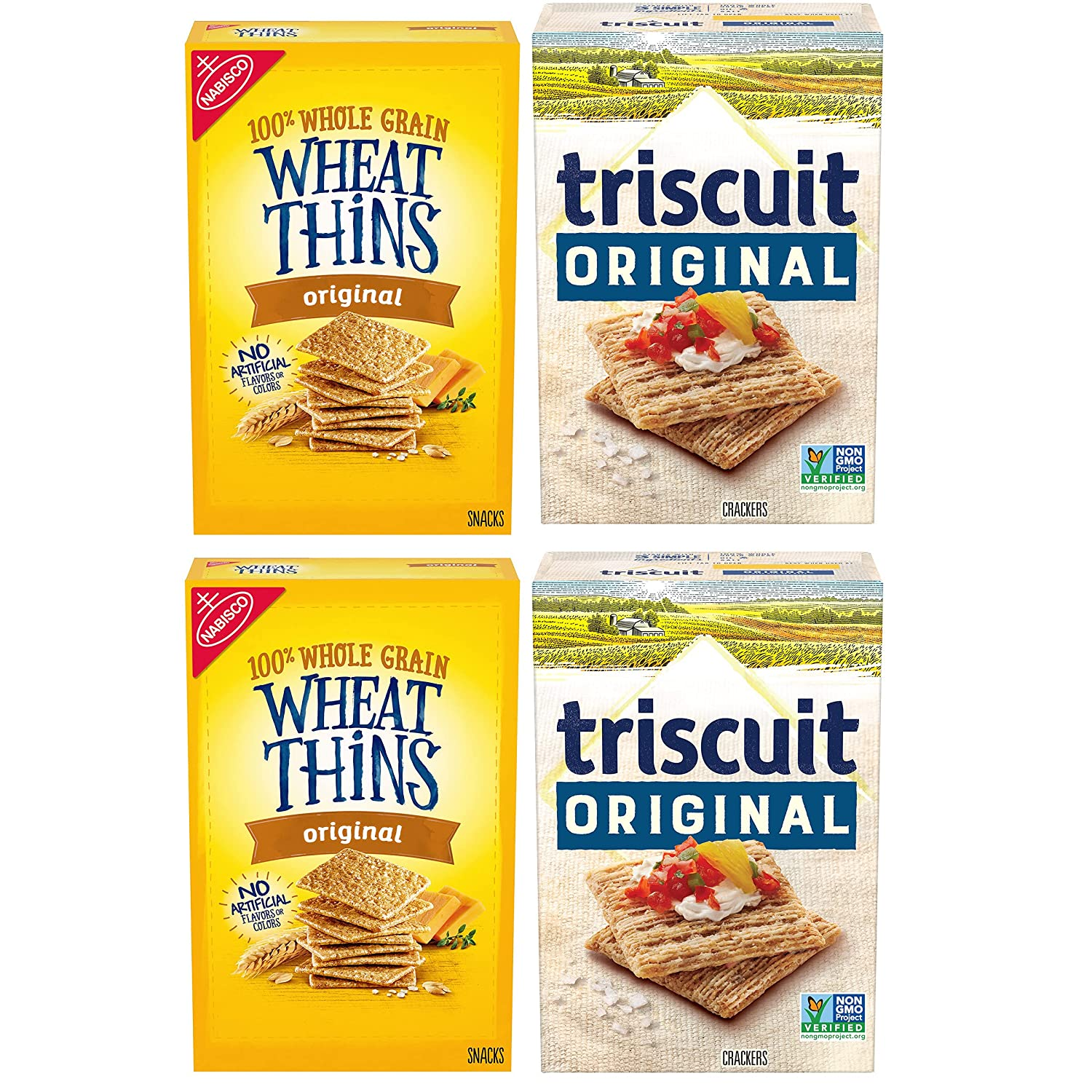 Wheat Thins Original and Triscuit Crackers Ranking TOP1 Variety Pack Ranking TOP11