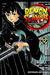 Demon Slayer: Kimetsu no Yaiba, Vol. 12: The Upper Ranks Gather Kindle Edition