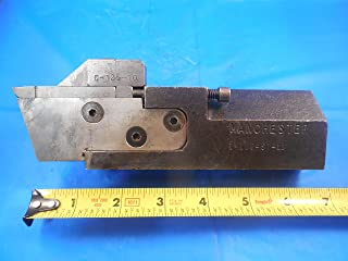 MANCHESTER T 100 ST 10 Cut Off Grooving Tool CNC Lathe Tool Holder Machine Shop