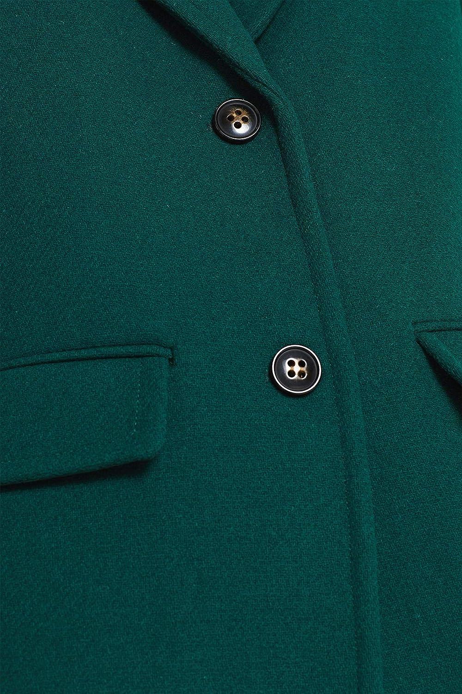 ESPRIT Damen Mantel Grün (Bottle Green 385)