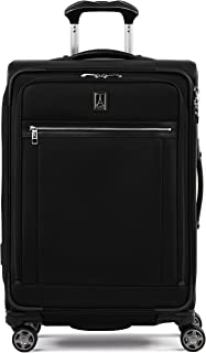 travelpro crew 11 25 expandable spinner suiter suitcase