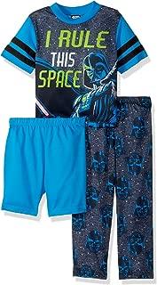 Boys' Galactic 3-Piece Pajama Set