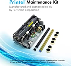 Printel Compatible 40X0100 Maintenance Kit with 99A2592 Fuser Included, for Lexmark Printers: LexT64x (110V)