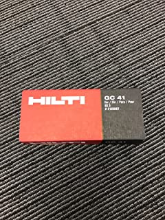 Hilti 2105697 GAS CAN GC 41 FOR GX 3