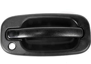 GM Genuine Parts 19356471 Black Front Driver Side Exterior Door Handle