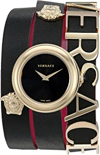 Versace Womens V-Flare Watch