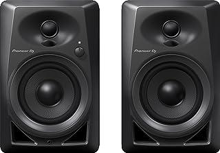 "Pioneer DJ DM-40 4"" Studio Monitors, Black (Pair)"