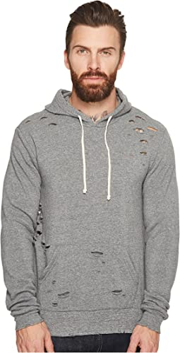 Alternative - The Super Distressed Challenger Sweatshirt