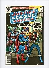 JUSTICE LEAGUE OF AMERICA #196 | DC | November 1981 | Vol 1 | JSA Appearance