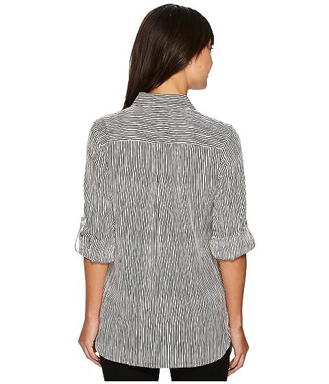 Tab Boyfriend Roll Ellen Shirt Tracy 6qUvgFw
