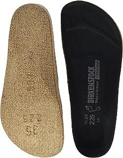 Birkenstock Konforlu Tabanlıklar SUPER BIRKI CORK REPLACEMENT FOOTBED, Siyah, 41