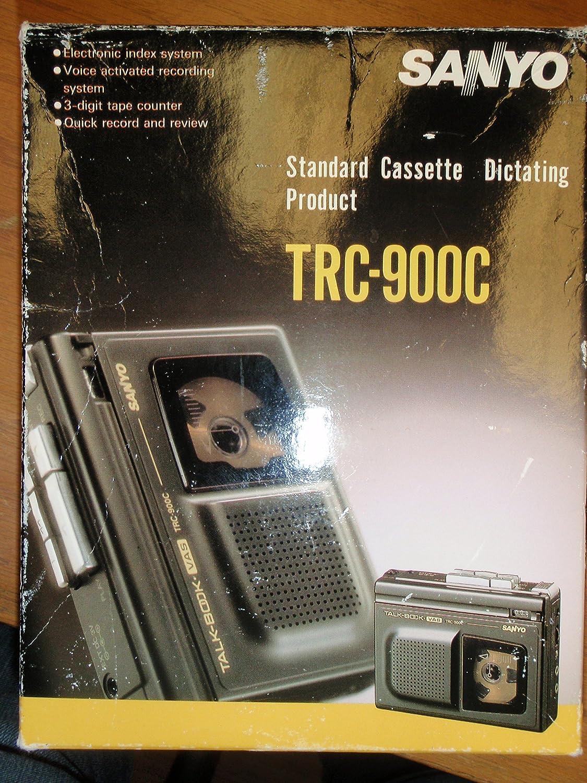 Sanyo San Antonio Mall TRC-900C Standard lowest price Cassette Recorder