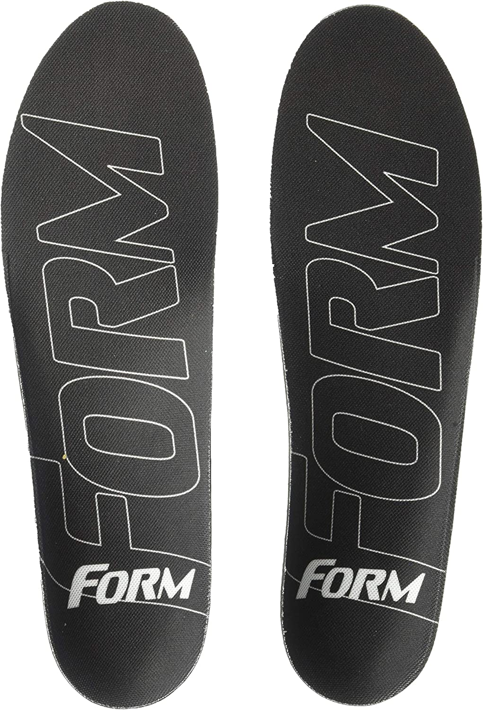 FORM Premium Insoles Black Max Popular brand 90% OFF Ultra-Thin