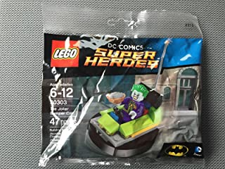 T & Y Shop the Joker Bumper Car # 30303 Mini-figures Lego Toys.