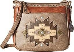 Earth Bound Zip Top Crossbody