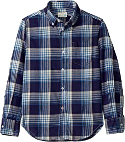Barons Plaid Blue