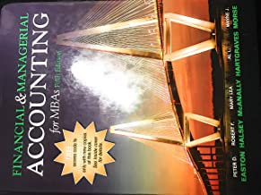 Best financial & managerial accounting for mbas, 5th edition Reviews