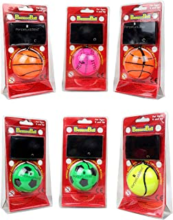 Perpetual Bliss Wrist Ball Game //Yoyo//Return Gifts for Kids Birthday Party (Pack of 6)