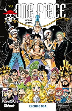 One piece - Edition originale Vol.78 (French Edition) (One Piece, 78)