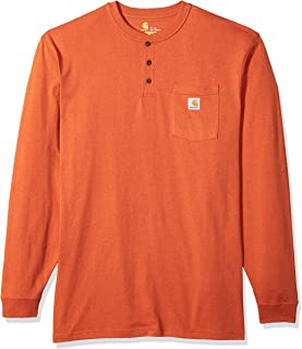 90d0153bbe08 Amazon.com: Carhartt - Shirts / Big & Tall: Clothing, Shoes & Jewelry