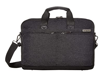 Hedgren Walker Harmony 15.6 Laptop Briefcase (Asphalt) Briefcase Bags