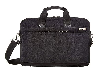 Hedgren Walker Harmony 15.6 Laptop Briefcase (Asphalt) Briefcase Bags